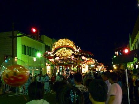 花輪ばやし09(2010.8.19)