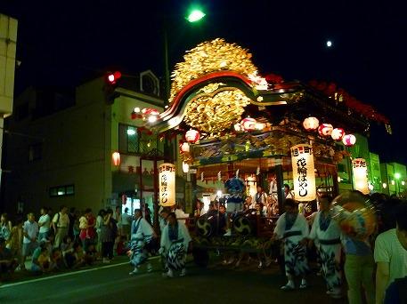 花輪ばやし10(2010.8.19)