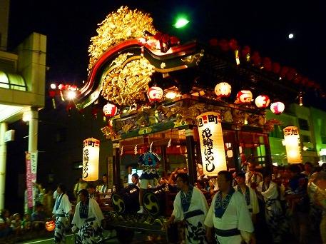 花輪ばやし11(2010.8.19)