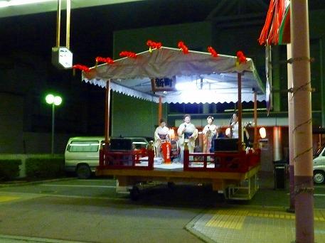 花輪ばやし25(2010.8.19)