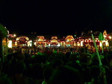 花輪ばやし60(2010.8.19)