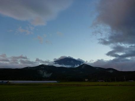 堂々たる岩手山01(2010.8.31)