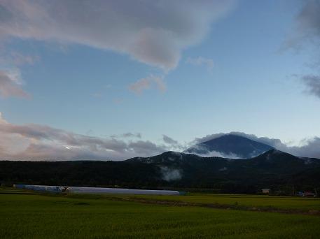 堂々たる岩手山02(2010.8.31)