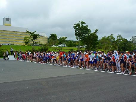 あっぴリレーマラソン11(2010.9.12)
