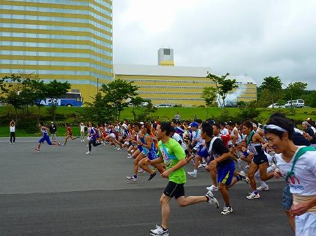 あっぴリレーマラソン12(2010.9.12)