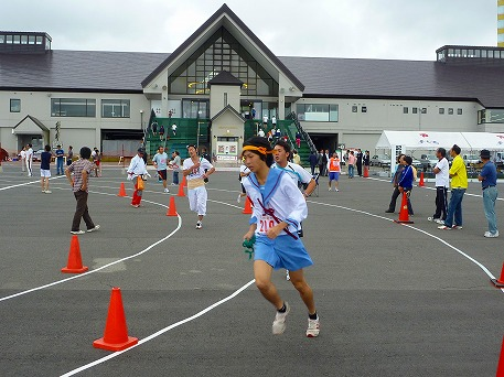 あっぴリレーマラソン21(2010.9.12)
