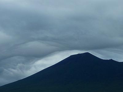 上坊牧野の岩手山05(2010.9.14)