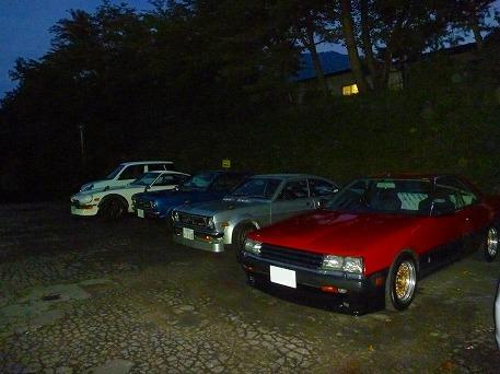 ノスタルジックカーin八幡平01(2010.9.18)