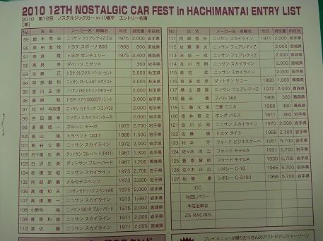 ノスタルジックカーin八幡平34(2010.9.19)