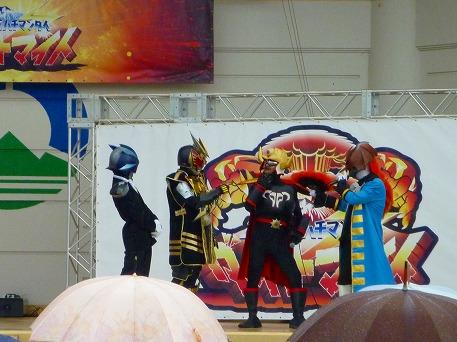 ハチマンタイダイナマイトlast04(2010.9.20)