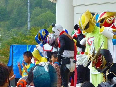 ハチマンタイダイナマイトlast13(2010.9.20)