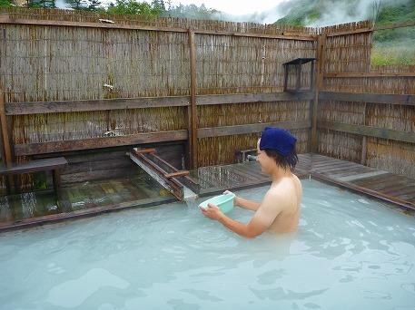 秋田の温泉へ行こう露天堪能編32(2010.9.23)