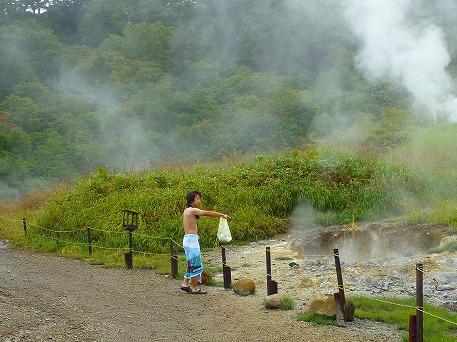 秋田の温泉へ行こう露天堪能編33(2010.9.23)