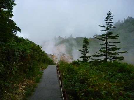 秋田の温泉へ行こう温泉散策編02(2010.9.23)