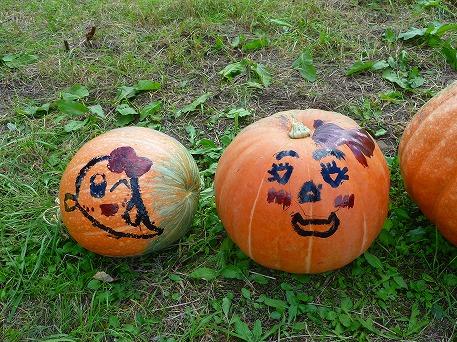 かぼちゃ14(2010.9.27)