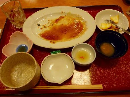 ハイツ 杜仲茶ポーク生姜焼き07(2010.10.22)