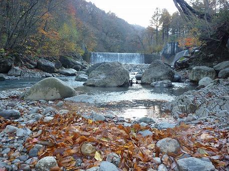 湯の又公園(2010.11.3)
