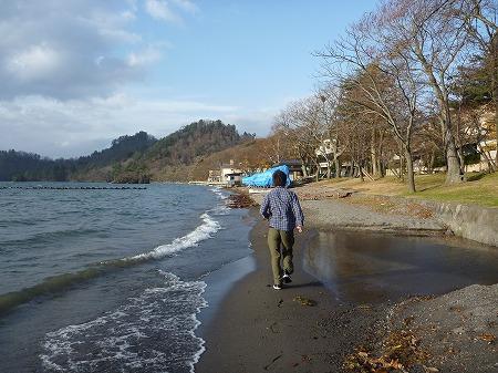 マニハチ探検隊vol.4 03(2010.11.14)十和田湖