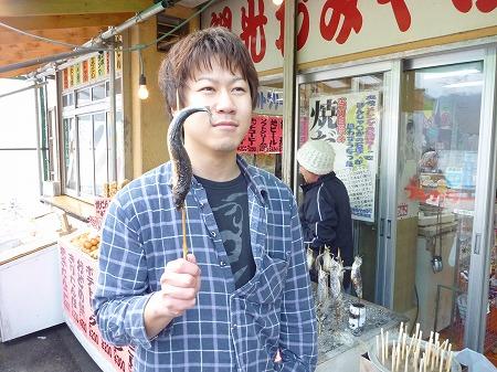 マニハチ探検隊vol.4 30(2010.11.14)十和田湖