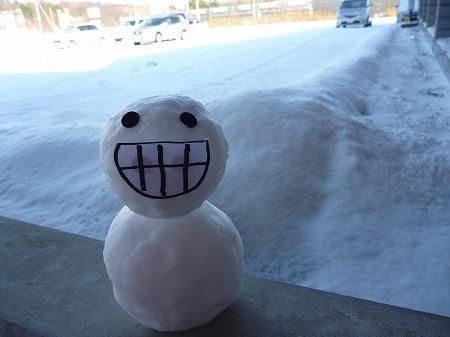 雪だるまん1号07(2010.12.17)