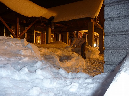 雪だるまん4号05(2010.12.28)