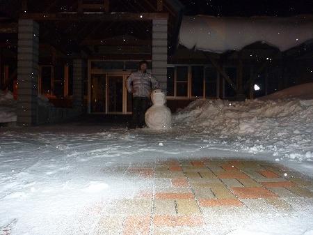 雪だるまん4号11(2010.12.28)