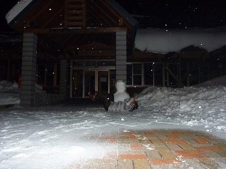 雪だるまん4号13(2010.12.28)