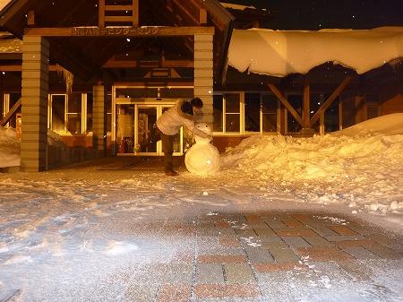 雪だるまん4号14(2010.12.28)