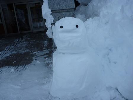 雪だるまん4号捜索08(2011.1.4)