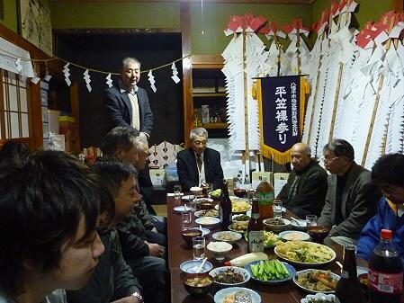 平笠裸参り前日14(2011.1.7)