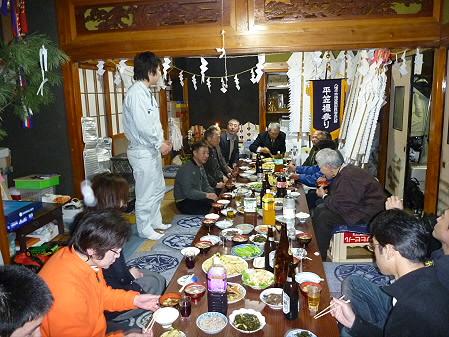平笠裸参り前日15(2011.1.7)