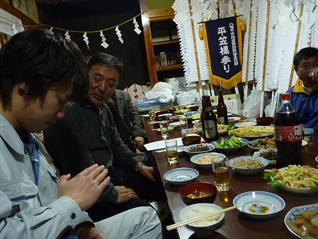 平笠裸参り前日19(2011.1.7)