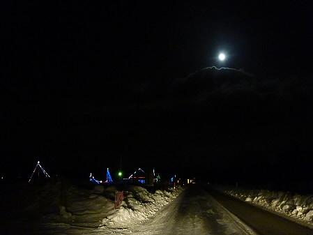冬の月03(2011.1.19)