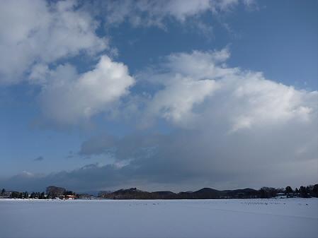 平笠の田んぼ04(2011.2.1)