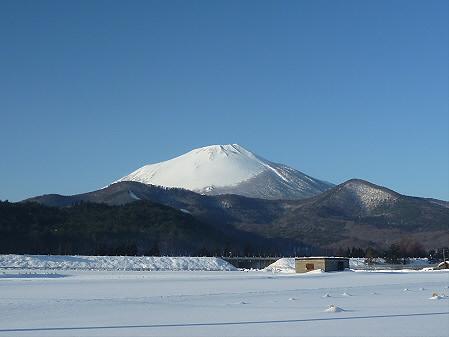 平笠岩手山(2011.2.2)