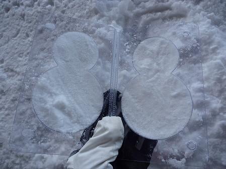 雪だるまん5~8号04(2011.2.8)