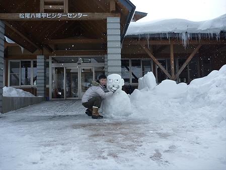 雪だるまん32号03(2011.2.10)