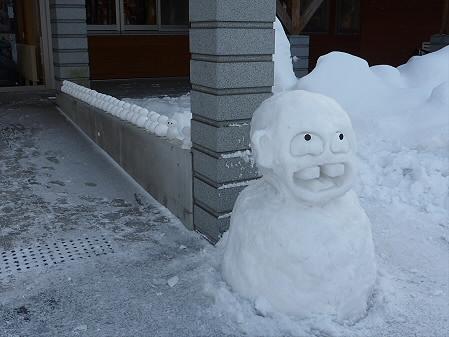 雪だるまん32号07(2011.2.10)