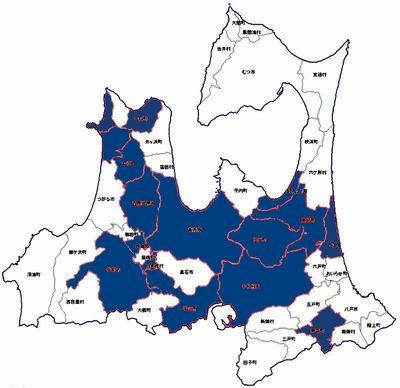 地図13(青)