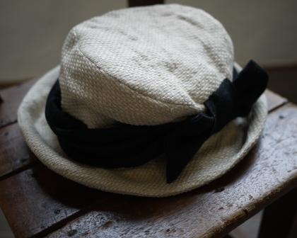 くしゅ帽子
