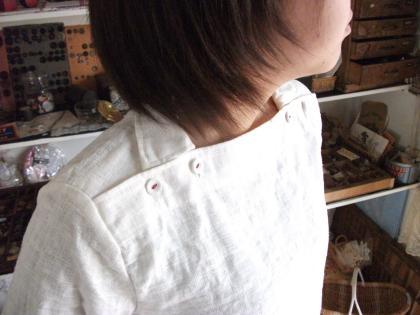 マリンカラーシャツ