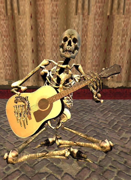 ホネ蔵ギター