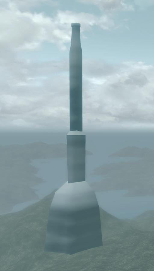 SkyrimでCyrodiilを見て来たよ