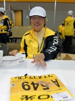 BL141024大阪マラソン受付2DSCF7252
