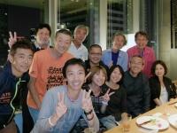 FB141026大阪マラソン若ちゃん打ち上げDSCF7726