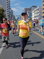 FB141026大阪マラソン1-5奈美さんDSCF7365