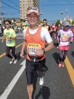 FB141026大阪マラソン1-7小川さんDSCF7570