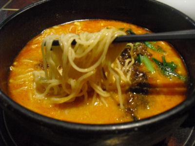 名古屋たんたん麺