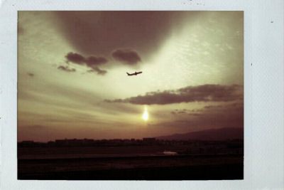 空港飛行機