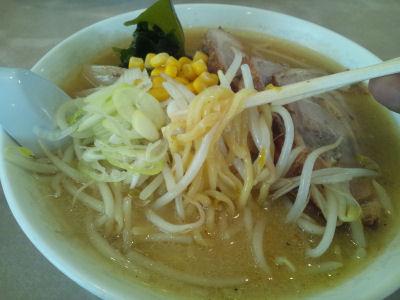 勝蔵味噌チャー麺